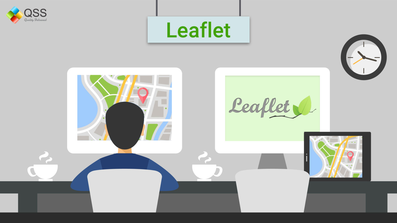 How to use Google Maps in Leaflet? -