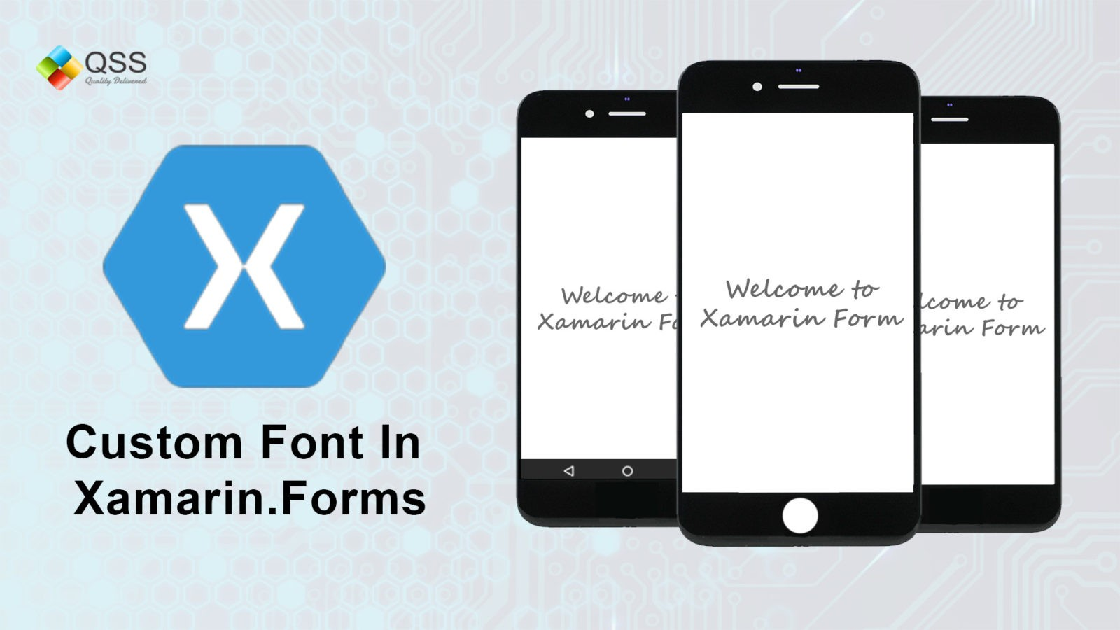 How to add custom fonts in Xamarin forms?