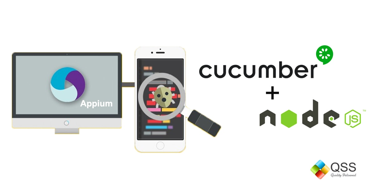 How to setup Appium with Cucumber and Node js?